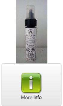 Genuine Acura Satin Silver Metallic TouchUp Paint Color Code - Acura touch up paint